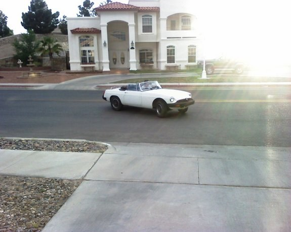 Another Crusher0216 1975 MG MGB post... - 9050608