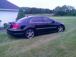 2005 Acura  on 2005 Acura Rl Page 2   View All Customized 2005 Acura Rl At Cardomain