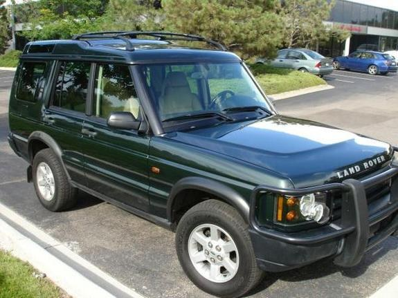 kaczmanwwk 2000 land rover discovery specs photos modification info at cardomain. Black Bedroom Furniture Sets. Home Design Ideas