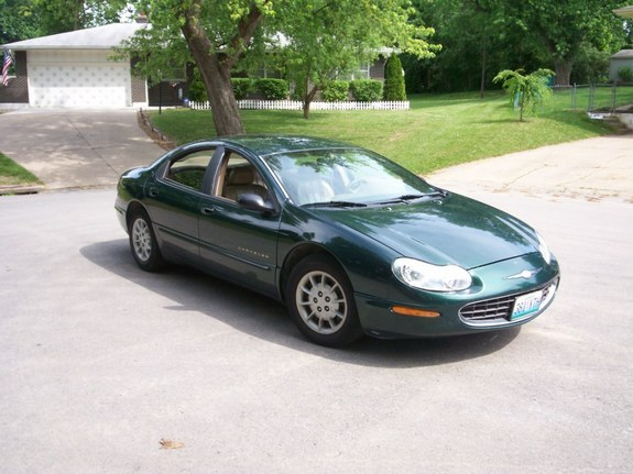 fendermild 39 s 1998 chrysler concorde in independence mo. Cars Review. Best American Auto & Cars Review