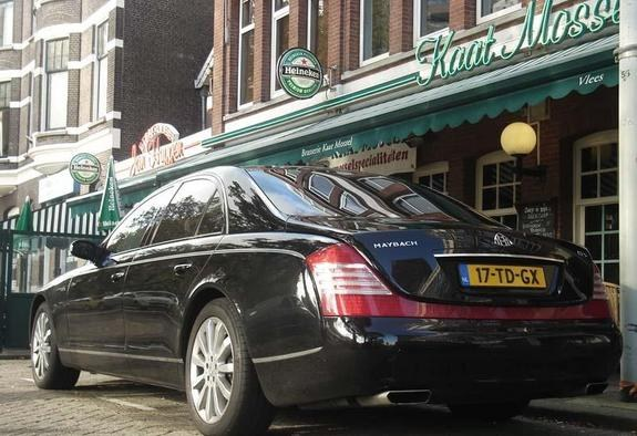 Another ketnumber 2006 Maybach 57 post... - 9055439