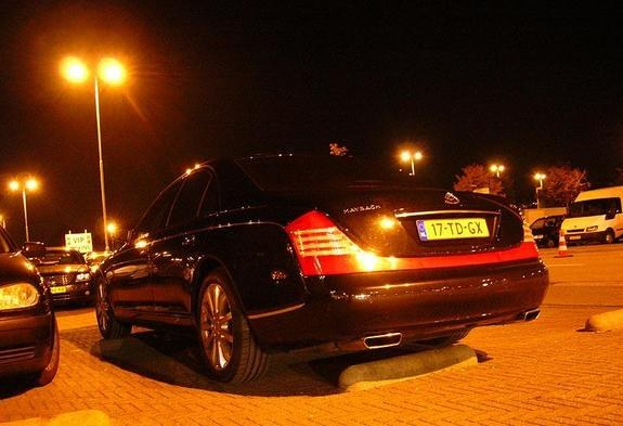 Another ketnumber 2006 Maybach 57 post... - 9055446