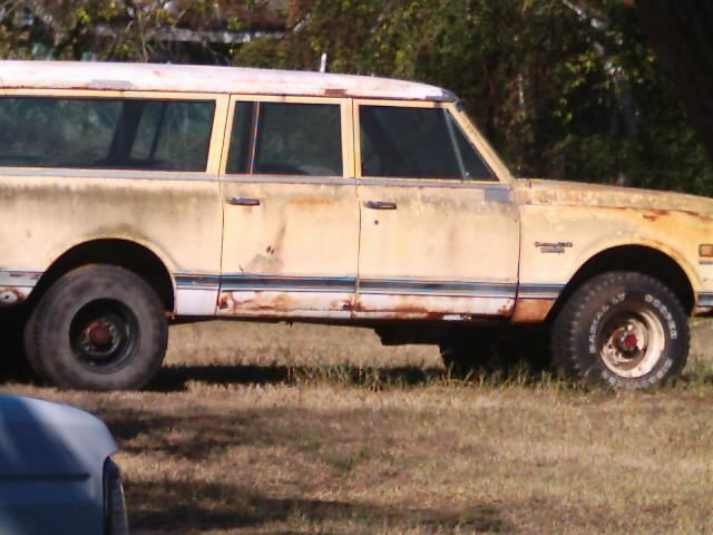 robert1970c20 1970 Chevrolet Suburban 1500 Specs, Photos ...