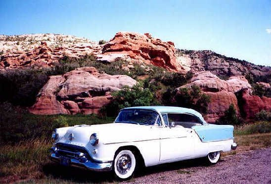 rocketbob's 1954 Oldsmobile 88