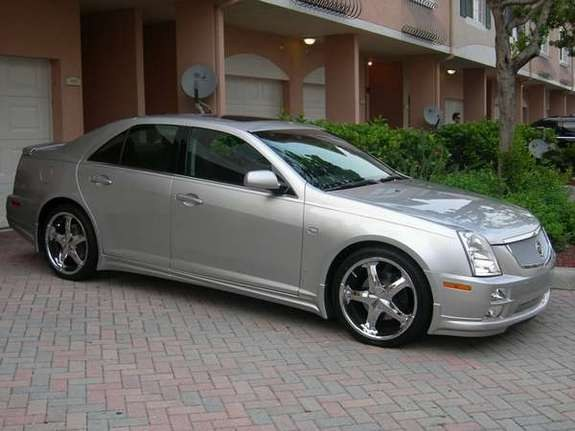 netrave 2006 cadillac sts specs photos modification info. Black Bedroom Furniture Sets. Home Design Ideas