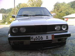 SHEX323s 1981 BMW 3 Series