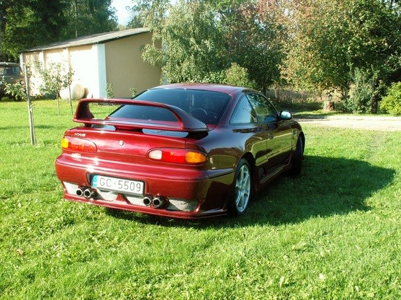 Another pulinsh 1992 Mazda MX-6 post... - 9057995