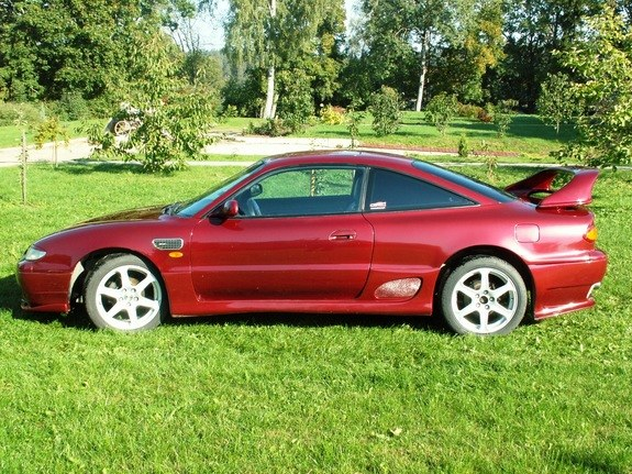 Another pulinsh 1992 Mazda MX-6 post... - 9057996