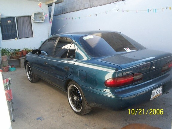 Another LUISTIJUANAMEXIC 1993 Geo Prizm post... - 9063330