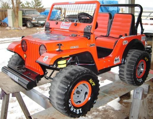 Garfield3G1's 2005 Jeep CJ5