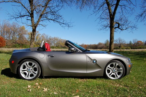 Sq60ss 2005 Bmw Z4 Specs Photos Modification Info At Cardomain
