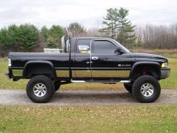 chasesdodges 2001 Dodge Ram 1500 Regular Cab