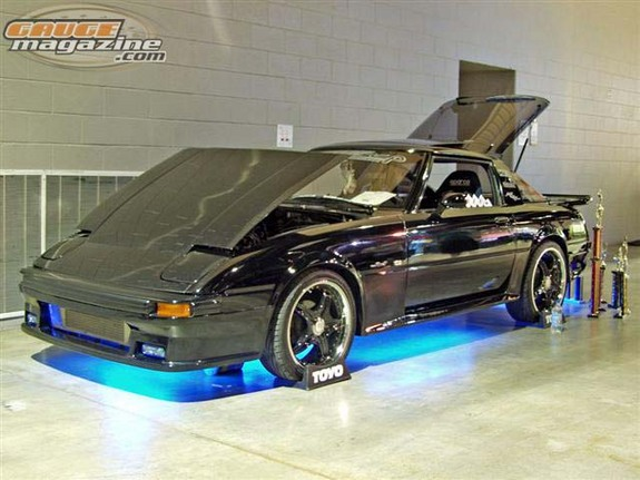 Another Revampd 1985 Mazda RX-7 post... - 9062650