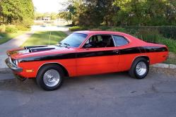 71SIZZLR 1971 Dodge Demon