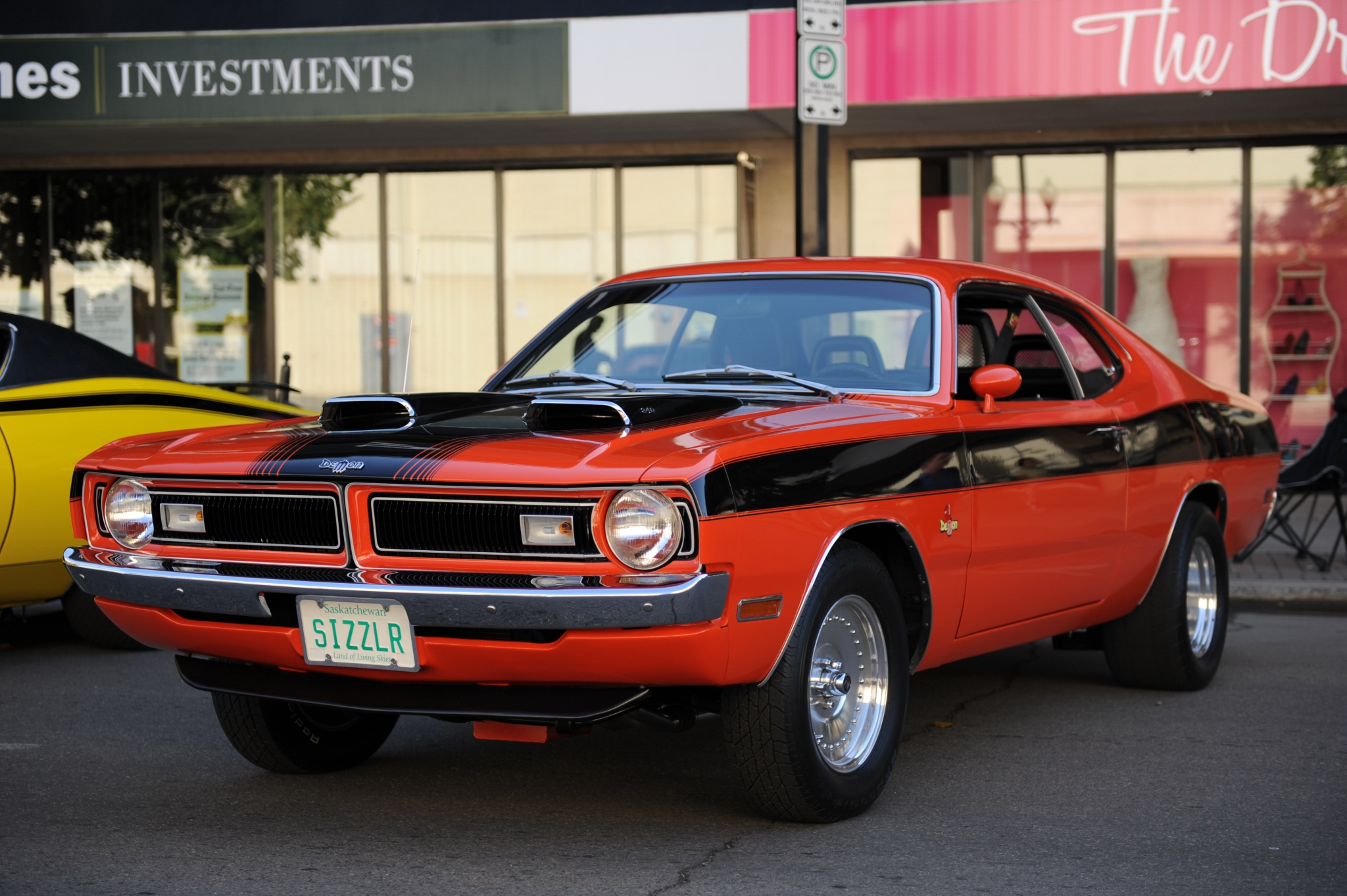 71SIZZLR 1971 Dodge Demon 15315957