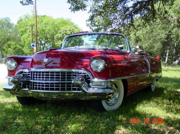 1955 Cadillac Sixty Special