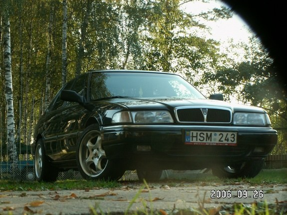 Another x_stile 1992 Rover 8500 post... - 9062321