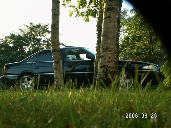 Another x_stile 1992 Rover 8500 post... - 9062323