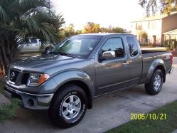 Blu-by-u 2006 Nissan Frontier Regular Cab