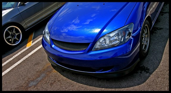 Aznbadass92lx 2005 Honda Civic Specs Photos Modification