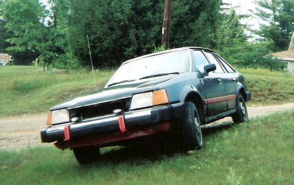 Another hellrazor042000 1986 Ford Escort post... - 9065252