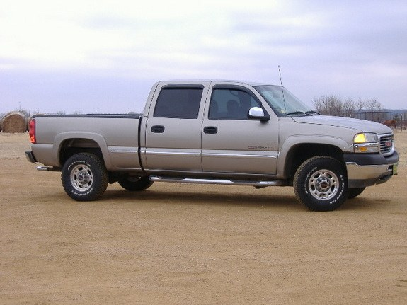 2002 Chevrolet C/K Pick-Up