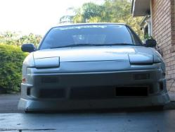 B0b05s 1993 Nissan 180SX