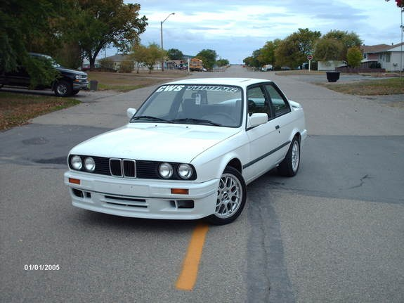 Shift_Now17 1991 BMW 3 Series
