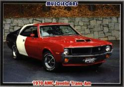 hotrodchick86s 1970 AMC Javelin