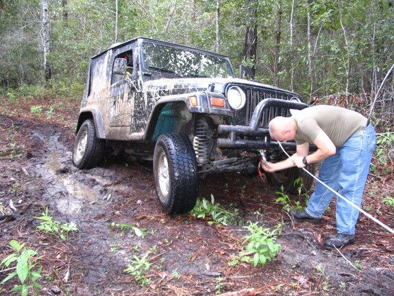Another kevinodis 1997 Jeep TJ post... - 9071286