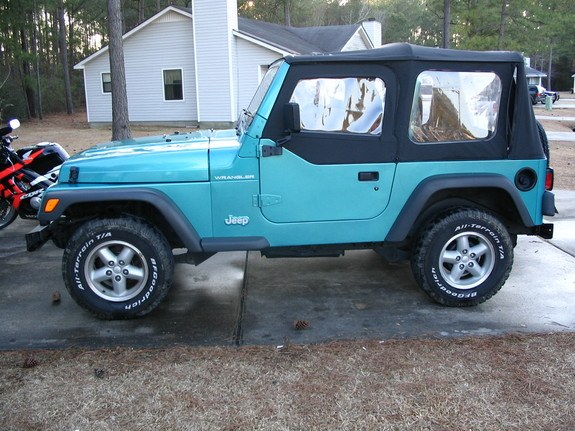 Another kevinodis 1997 Jeep TJ post... - 9071287