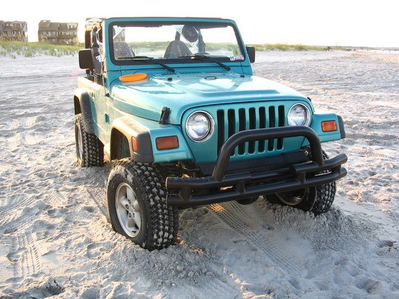 Another kevinodis 1997 Jeep TJ post... - 9071288