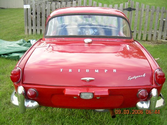Another 59BuickInvicta 1965 Triumph Spitfire post... - 9068588