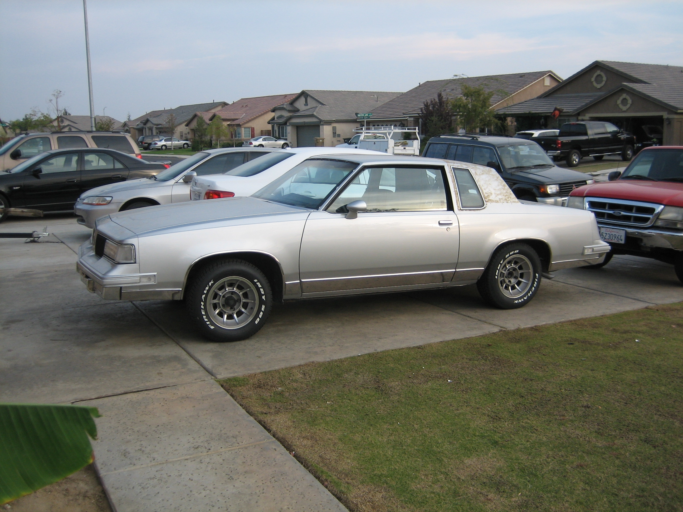 Realizmx 1987 Oldsmobile Cutlass Supreme Specs Photos