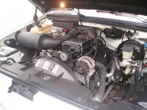 1990 chevy pickup engine