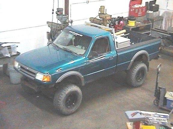 Another pigpenjr 1993 Ford Ranger Regular Cab post... - 9070776