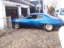 BILLYSSs 1971 Chevrolet Chevelle