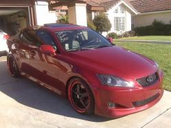 meetjsquareds 2006 Lexus IS