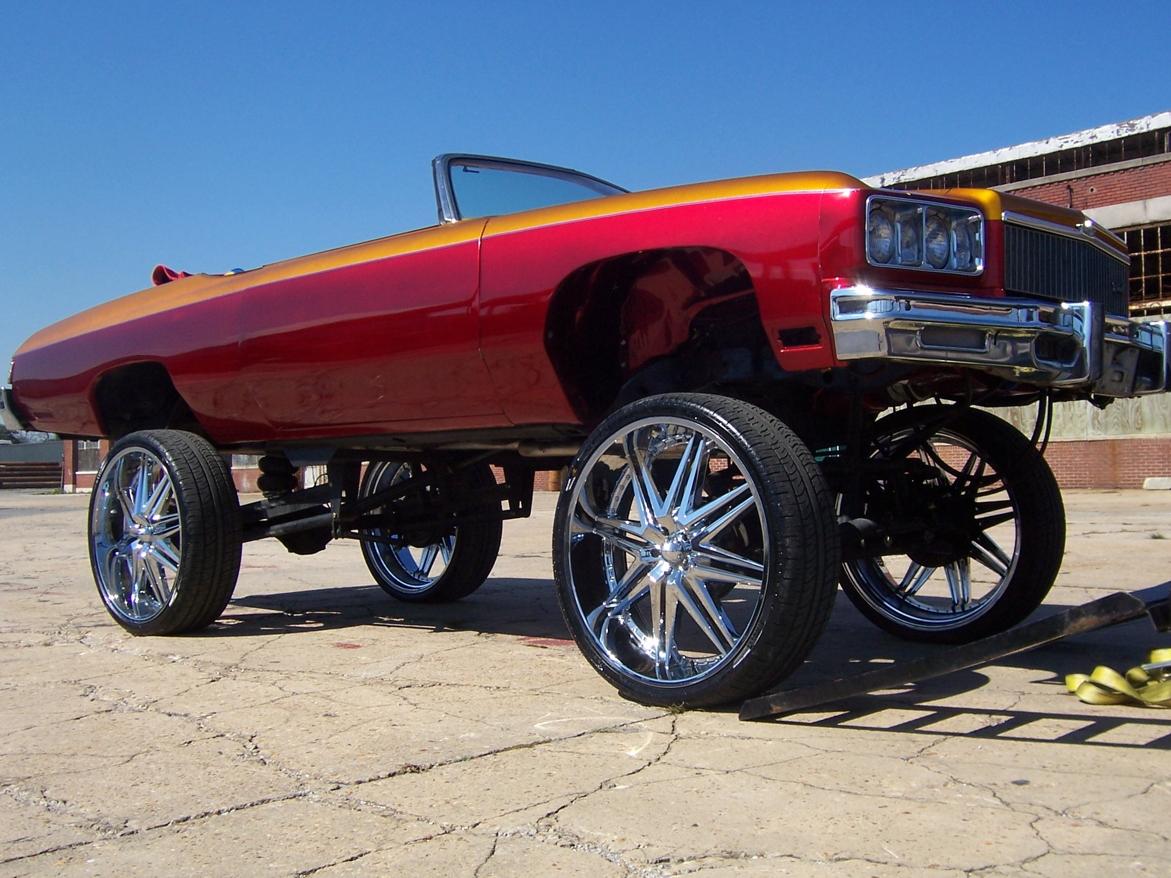 caddyzonly's 1975 Chevrolet Caprice