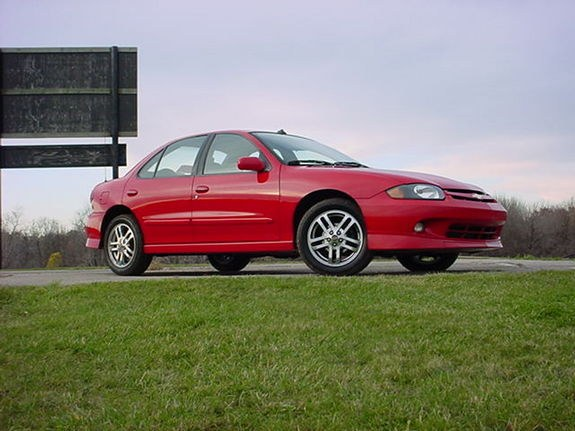 Another jllbs 2003 Chevrolet Cavalier post... - 9071547