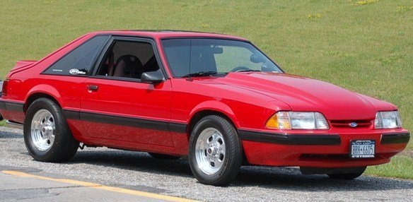 Meanlx 1990 Ford Mustang Specs Photos Modification Info
