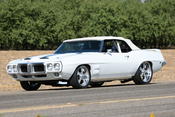 mb2boost's 1969 Pontiac Firebird