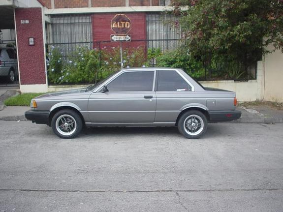 Another chepeb12 1989 Nissan Sentra post... - 9075486