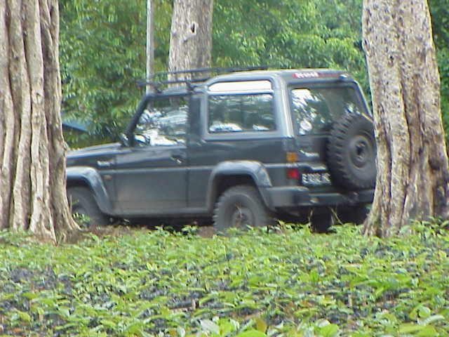 Another Siocky 1998 Daihatsu Rocky post... - 9075883