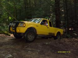rentalguy1s 2002 Ford Ranger Regular Cab