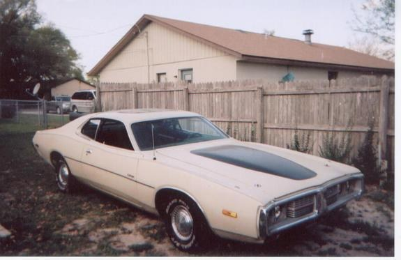homieGslice69000 1974 Dodge Charger