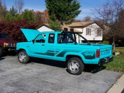 NY_Redneck 1992 Ford Ranger Regular Cab