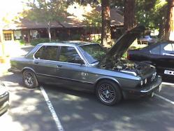 bouncer163s 1985 BMW 5 Series