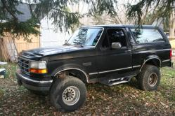 03yellowblaze 1992 Ford Bronco