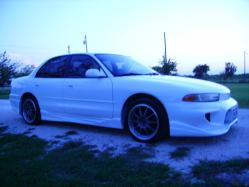 97blackouteffects 1997 Mitsubishi Galant